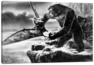 King Kong, 1933 Canvas Art Print