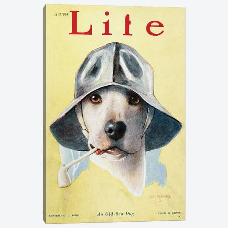 Magazine: Life, 1925 Canvas Print #GER299} by Unknown Canvas Art