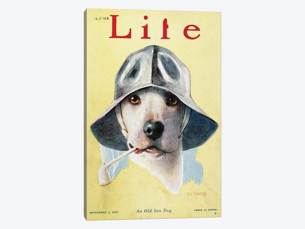 Magazine: Life, 1925 by Unknown 1-piece Art Print