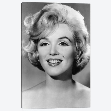 Marilyn Monroe (1926-1962) Canvas Print #GER303} by Unknown Canvas Art