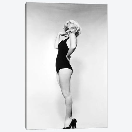 Marilyn Monroe (1926-1962) Canvas Print #GER308} by Unknown Canvas Wall Art