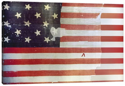 The Star Spangled Banner Canvas Art Print