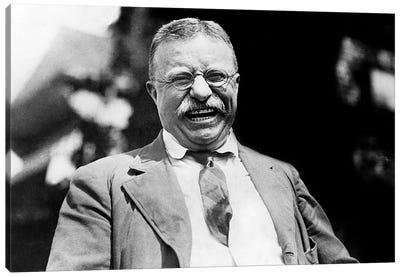 Theodore Roosevelt (1858-1919) Canvas Art Print