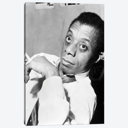 James Baldwin Canvas Print #GER434} by Granger Art Print