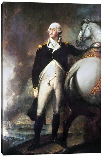 George Washington (1732-1799) Canvas Art Print