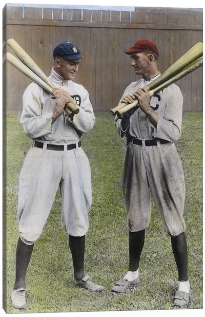 Cobb & Jackson, 1913 Canvas Art Print