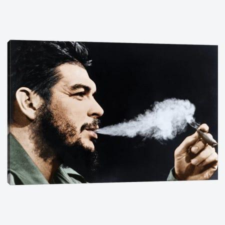 Ernesto 'Che' Guevara (1928-1967) Canvas Print #GER54} by Granger Art Print