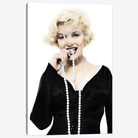 Marilyn Monroe (1926-1962) Canvas Print #GER63} by Granger Canvas Print