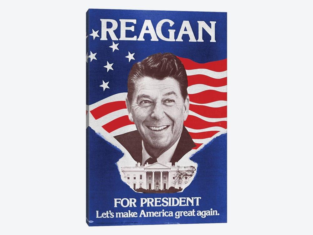 Ronald Reagan (1911-2004) by Granger 1-piece Canvas Wall Art