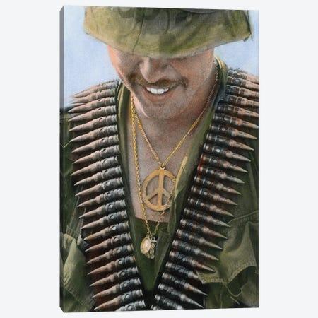 Vietnam: Soldier, 1970 Canvas Print #GER76} by Granger Art Print