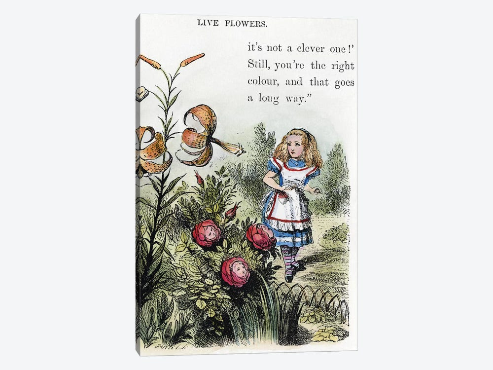 ALICE IN WONDERLAND ~ BOOK OF ORNAMENTS ~ JOHN TENNIEL ~ READY TO HANG!