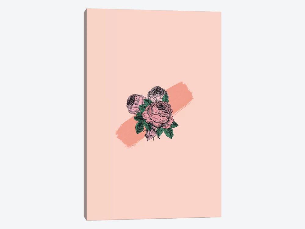 Floralia by Galaxy Eyes 1-piece Canvas Print