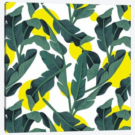 Tropical XVII: Fresh Canvas Print #GES115} by Galaxy Eyes Canvas Art Print