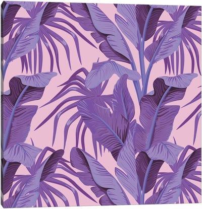 Tropical XVII: Starling Canvas Art Print