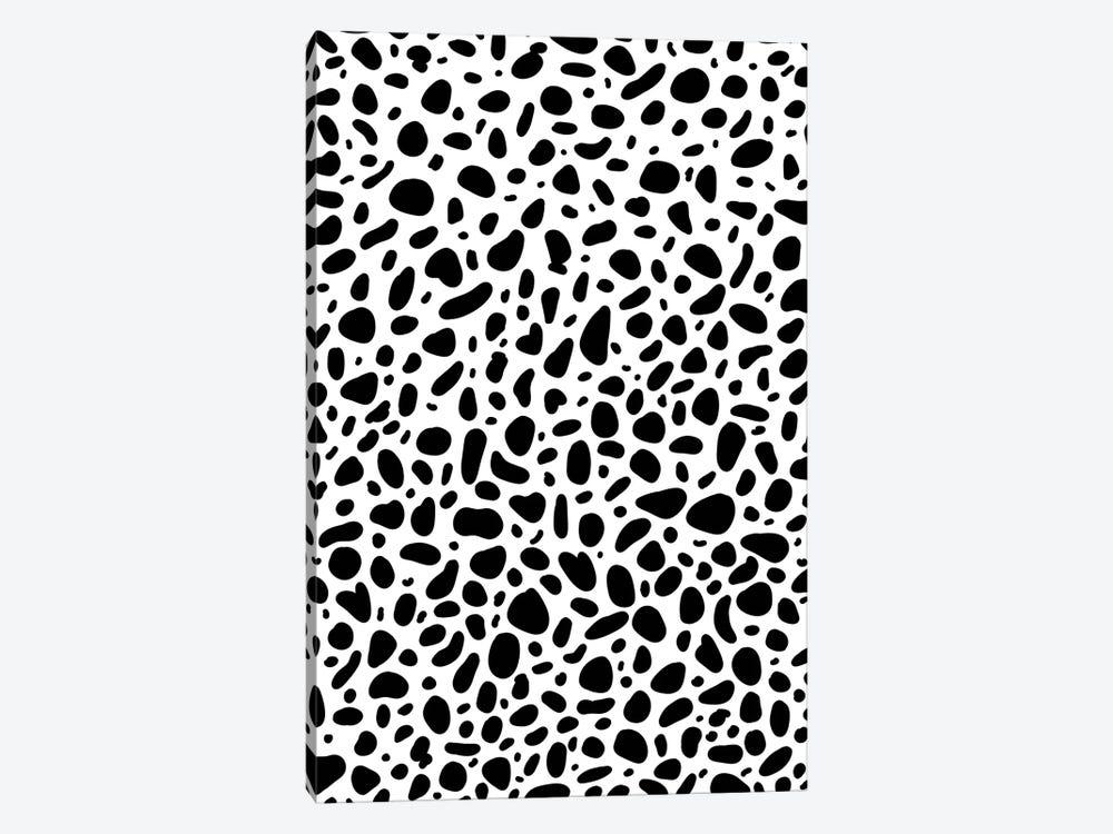 Dalmatian by Galaxy Eyes 1-piece Canvas Art
