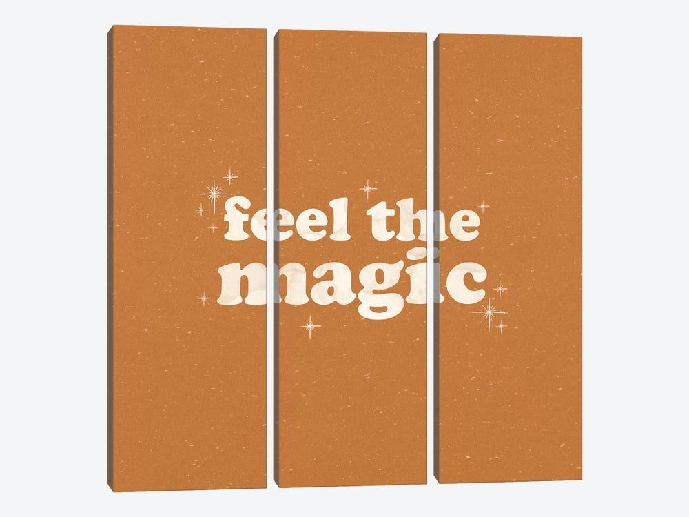 Feel The Magic by Galaxy Eyes 3-piece Art Print