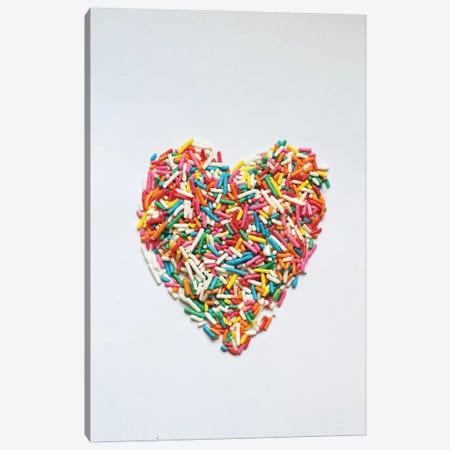 Sprinkles II Canvas Print #GES18} by Galaxy Eyes Art Print