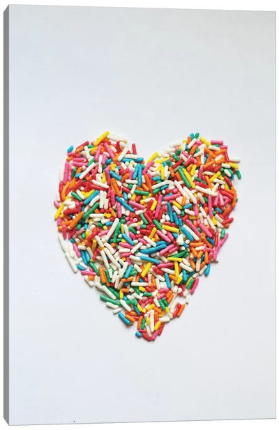 Sprinkles II Canvas Art Print