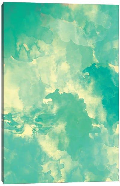 Underwater Canvas Print #GES20