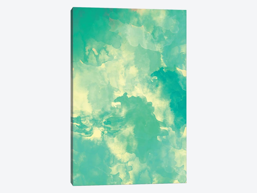 Underwater by Galaxy Eyes 1-piece Canvas Art