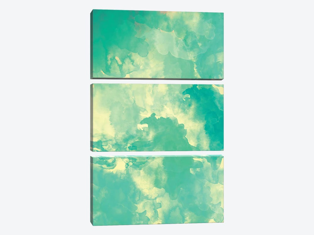 Underwater by Galaxy Eyes 3-piece Canvas Art