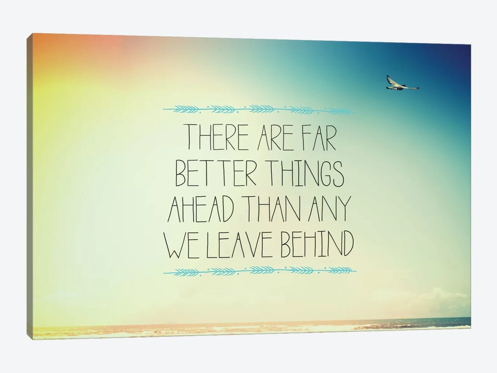 Better Things by Galaxy Eyes 1-piece Canvas Art