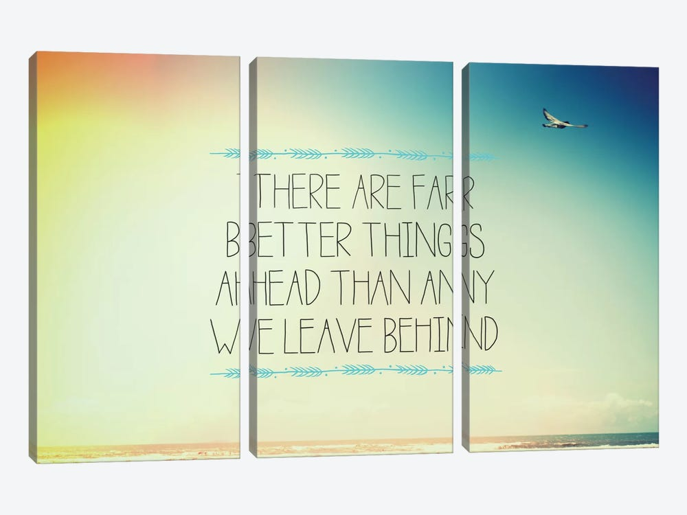 Better Things by Galaxy Eyes 3-piece Canvas Art