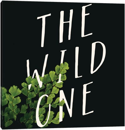 Wild One Canvas Art Print