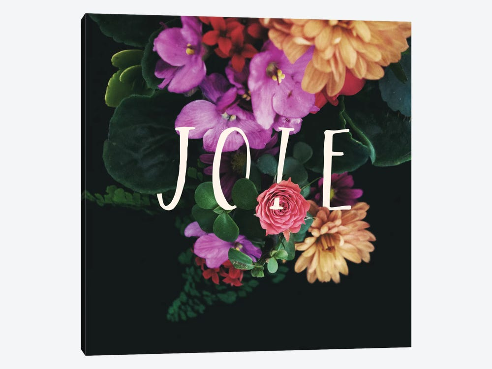 Joie by Galaxy Eyes 1-piece Canvas Artwork