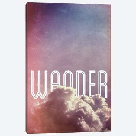Wander Canvas Print #GES67} by Galaxy Eyes Canvas Art Print