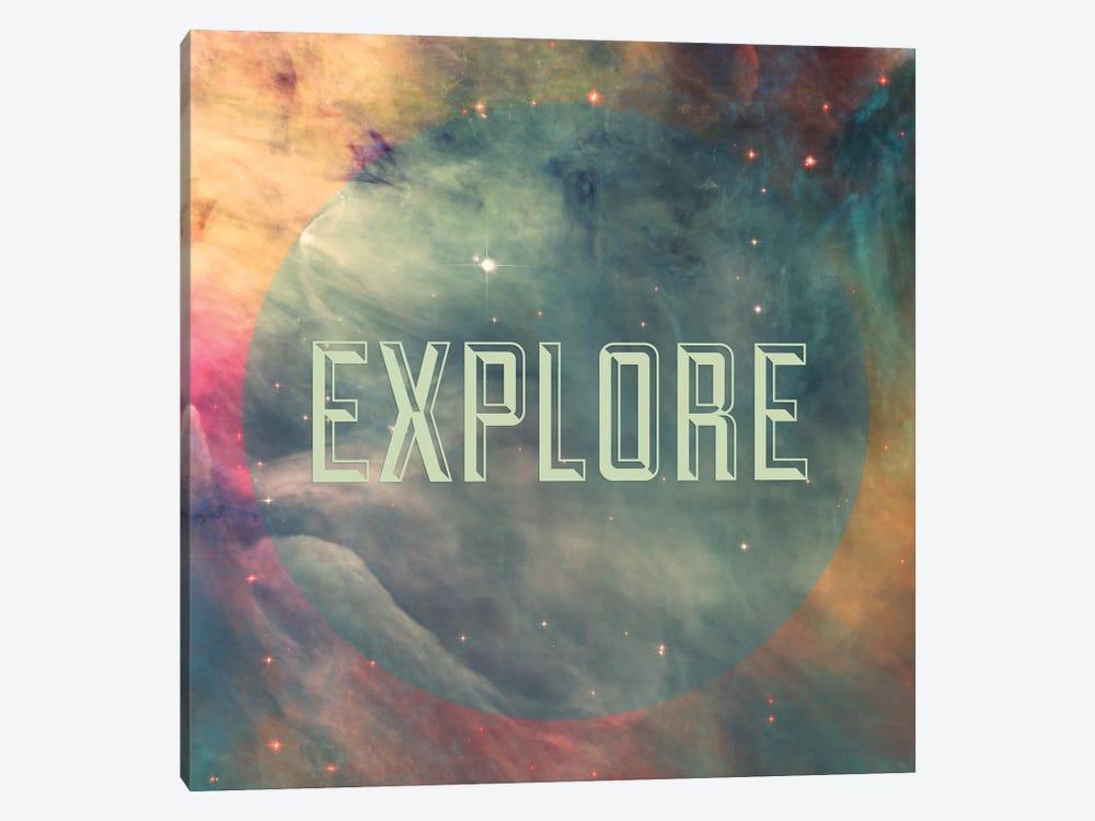 Explore I by Galaxy Eyes 1-piece Canvas Art