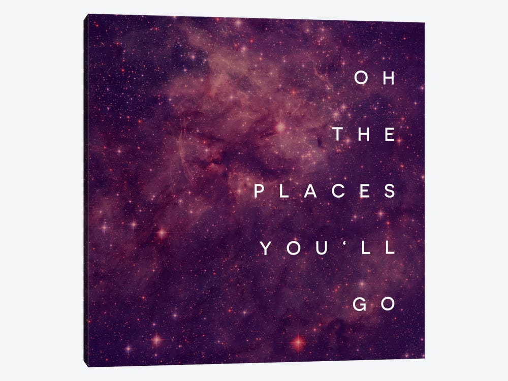 Place You Will Go I by Galaxy Eyes 1-piece Canvas Artwork