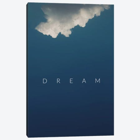 Dream Canvas Print #GES82} by Galaxy Eyes Canvas Art