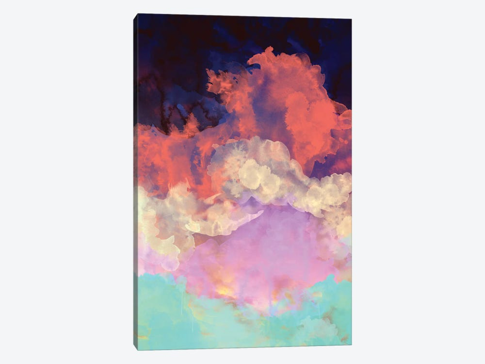In To The Sun by Galaxy Eyes 1-piece Canvas Wall Art