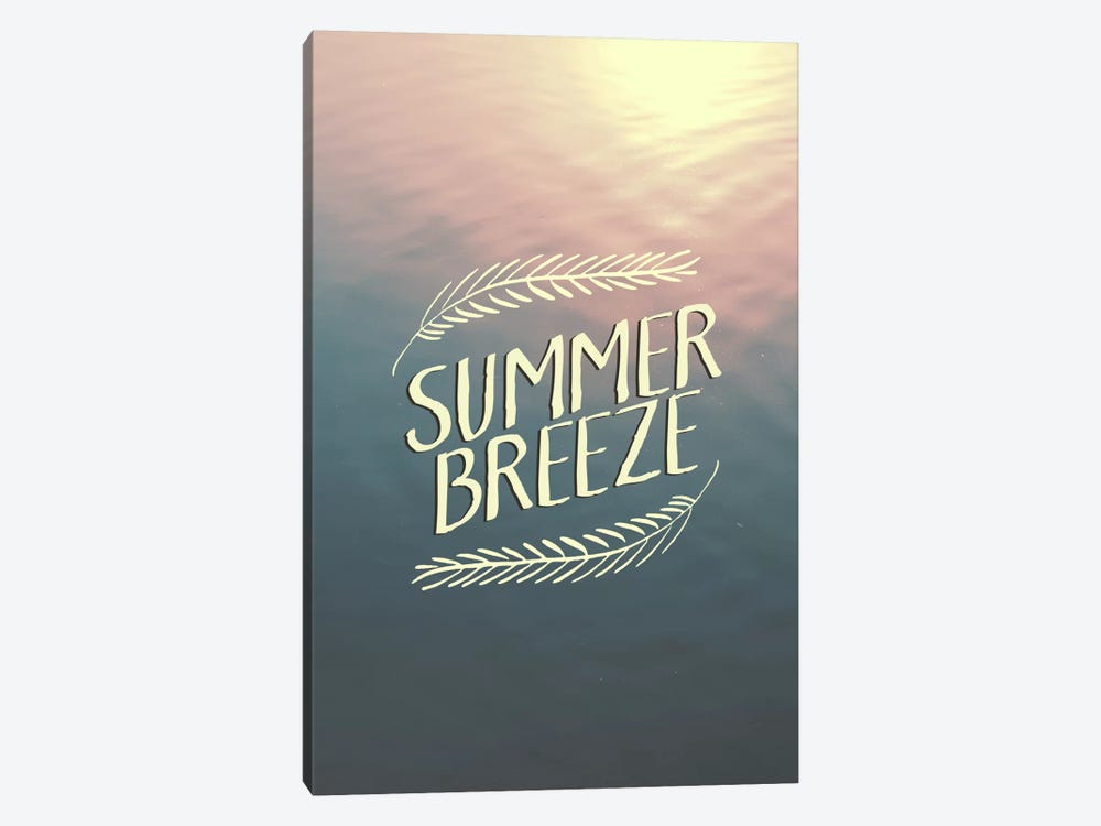 Summer Breeze by Galaxy Eyes 1-piece Canvas Wall Art