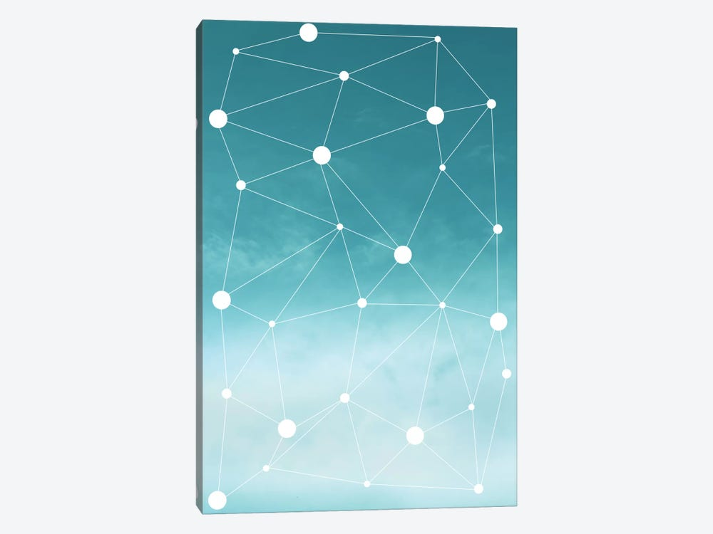 Not The Only One I by Galaxy Eyes 1-piece Canvas Print