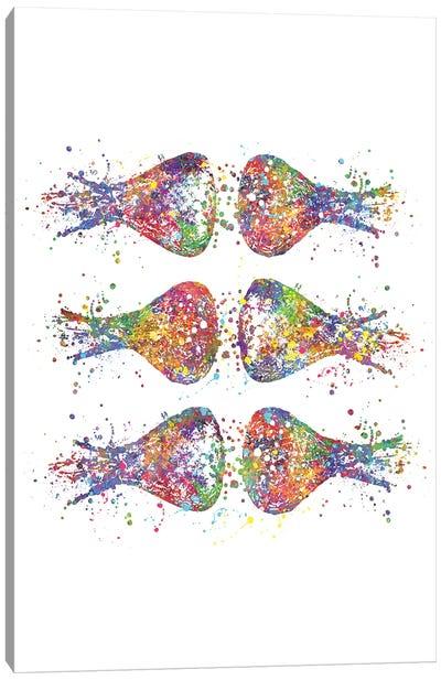 Brain Synapses Canvas Art Print