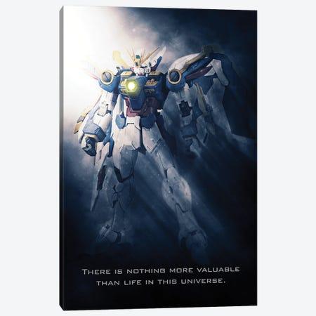 Gundam Seed Canvas Print #GFN143} by Gab Fernando Canvas Print
