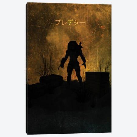 Predator Canvas Print #GFN15} by Gab Fernando Canvas Art Print