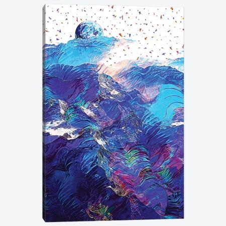 Full Moon I Canvas Print #GFN182} by Gab Fernando Canvas Print