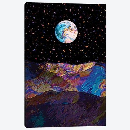 Full Moon V Canvas Print #GFN186} by Gab Fernando Canvas Artwork