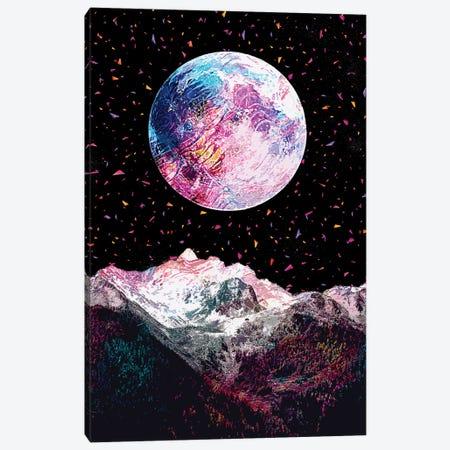 Full Moon VII Canvas Print #GFN188} by Gab Fernando Art Print