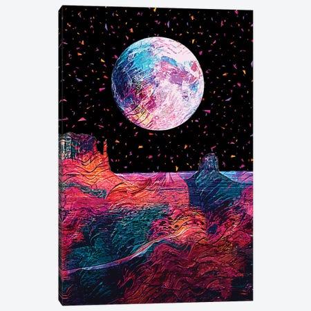 Full Moon XI Canvas Print #GFN192} by Gab Fernando Canvas Artwork