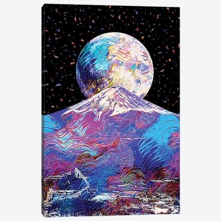 Full Moon XV Canvas Print #GFN196} by Gab Fernando Canvas Art Print