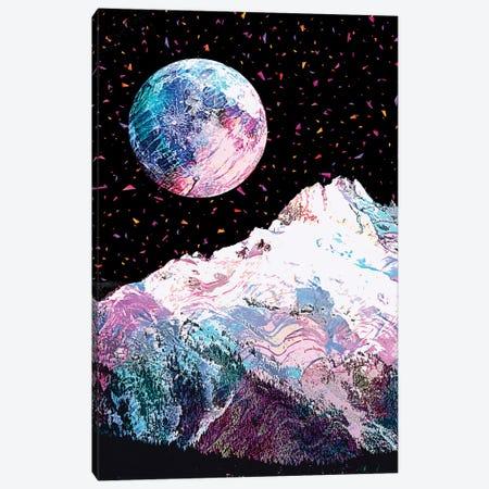 Full Moon XVII Canvas Print #GFN198} by Gab Fernando Canvas Artwork