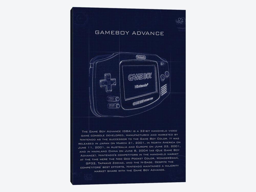 Gameboy Advance by Gab Fernando 1-piece Art Print