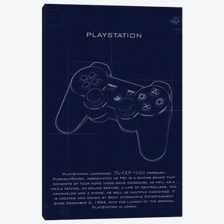 Playstation Canvas Print #GFN209} by Gab Fernando Canvas Art