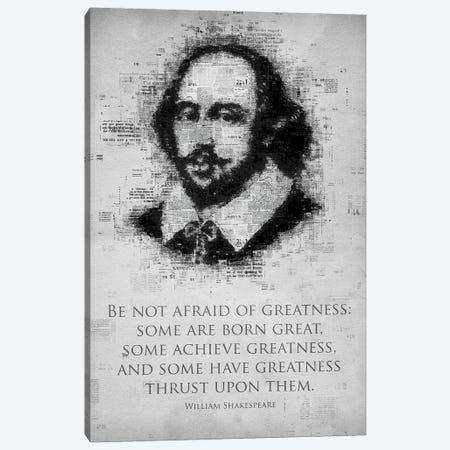 William Shakespeare Canvas Print #GFN264} by Gab Fernando Canvas Art Print