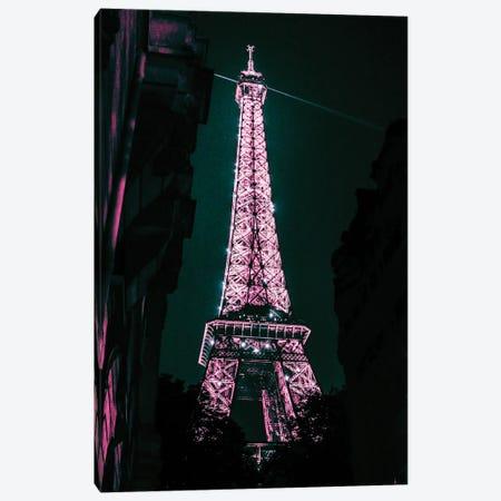 Paris Canvas Print #GFN33} by Gab Fernando Canvas Artwork