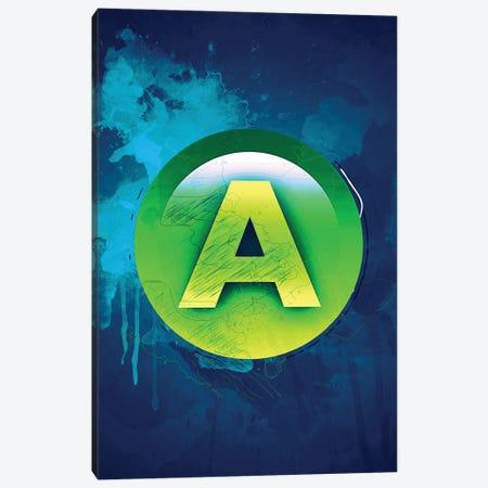 Xbox A Canvas Print #GFN450} by Gab Fernando Canvas Art Print